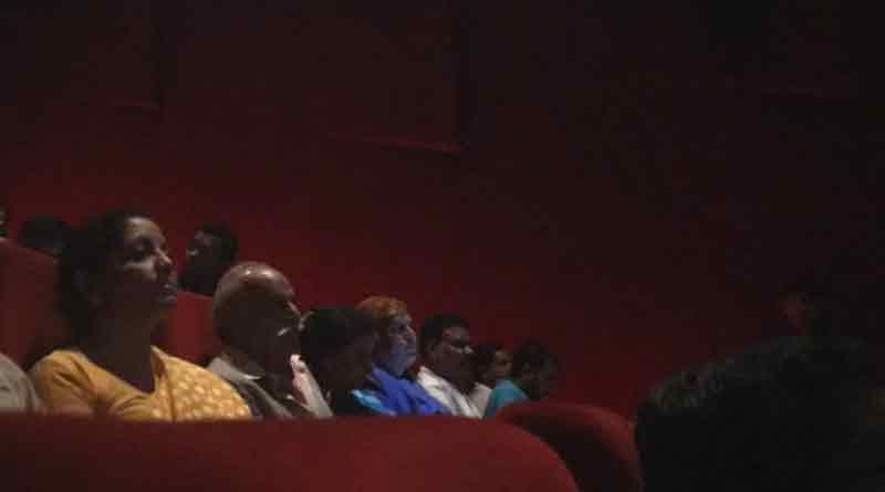 Nirmala Sitaraman watches Uri in Bengaluru