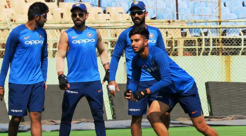 India to face Australia in T-20 match