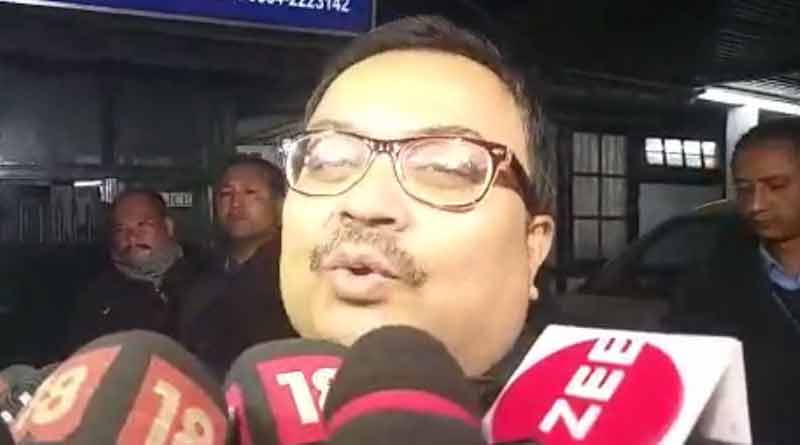 Kunal Ghosh claims moral victory