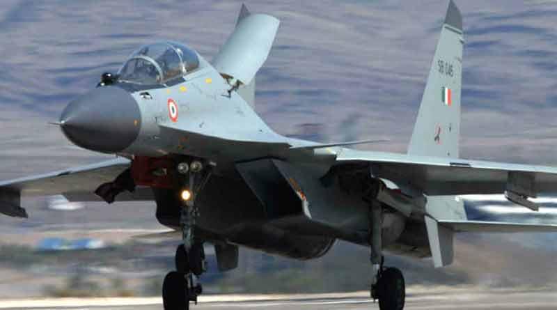 Pakistani Fighter jet turned back