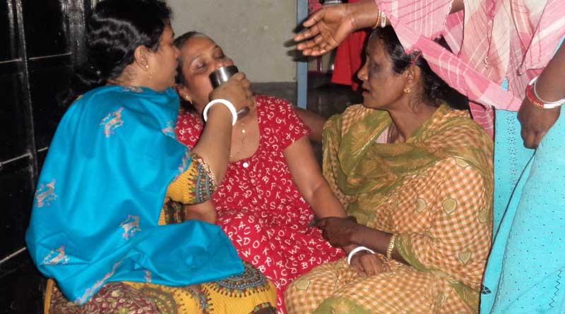 TMC leader brutally murdered in Nadia