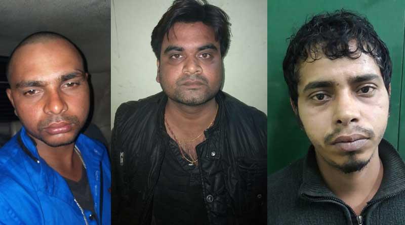 Gangstars arrested from Bihar