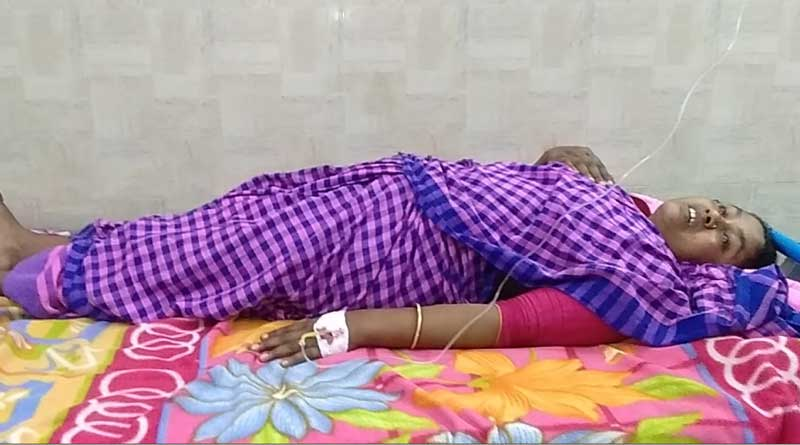 TMC leader attacked in Dinhata