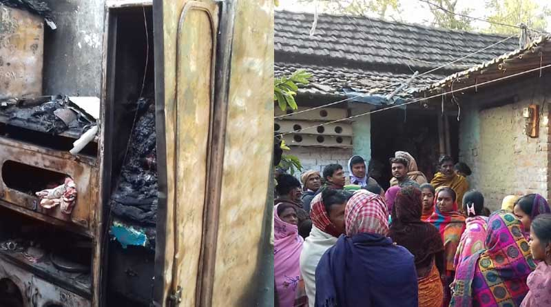 Man torches brother's home, 4 dead