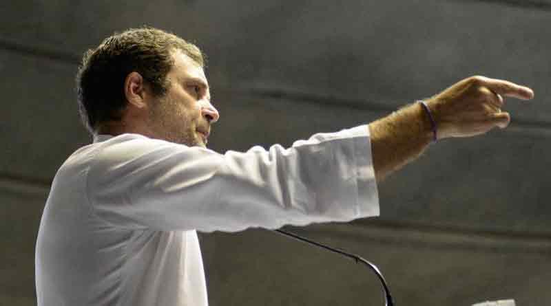 Rahul Gandhi attacks BJP for budget