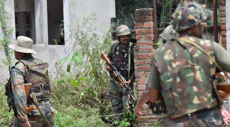 Security Personnel Killed In Kupwara