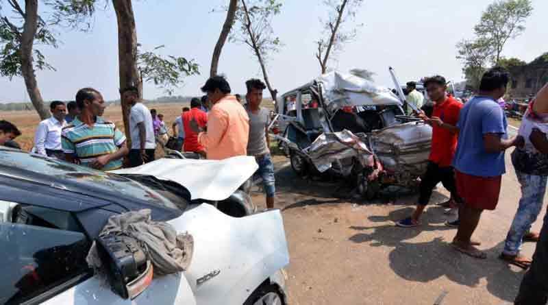 Suri boils over road mishap