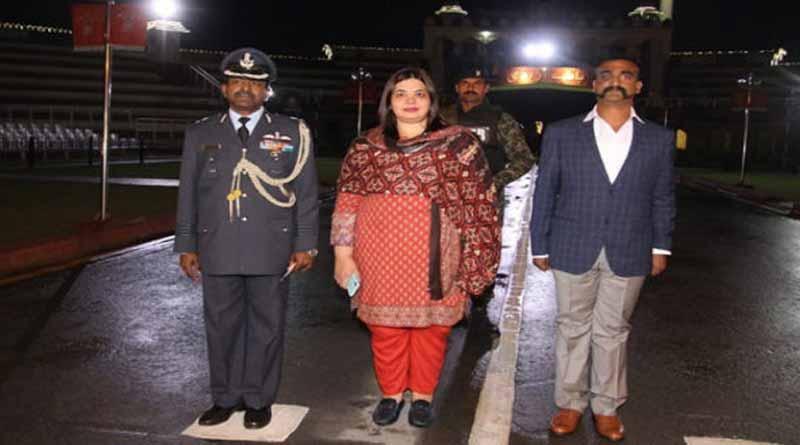 Nations greets IAF pilot Abhinandan