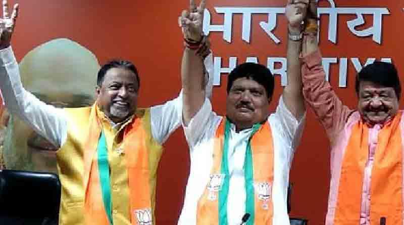 TMC 'not worried' over Arjun Singh's exit