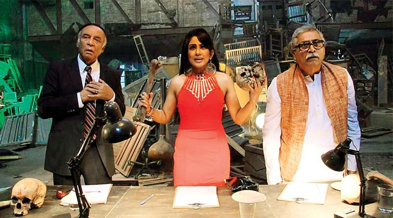 'Bhobishyoter Bhoot' to be screened on theaters on April 5
