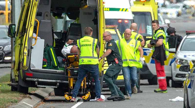 Christchurch terror attack