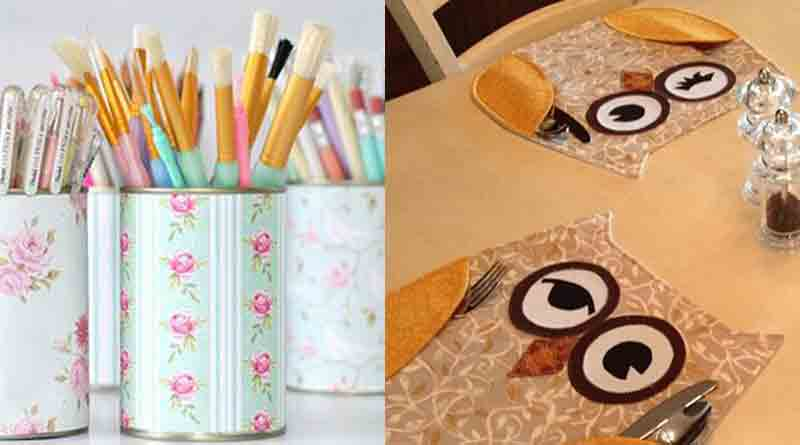 Diy table mat