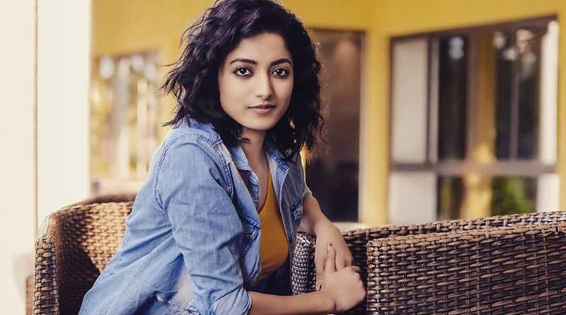 Bengali actress Isha Saha's new film Sweater to release.