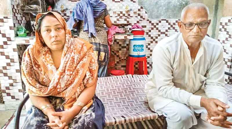 Happy over India's air strike, says Pulwama martyr' wife