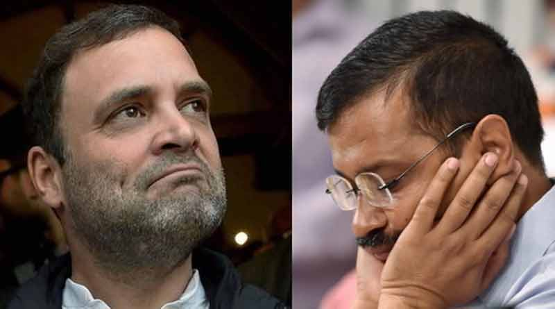 Rahul tweets to AAP on alliance, AAP hits back at congress