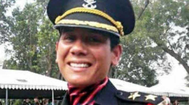 Wife of martyred soldier joins Army.