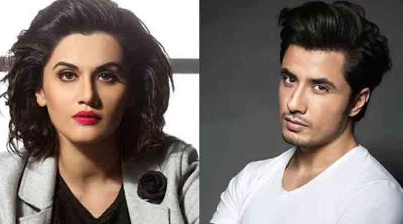 Taapsee Pannu backs Ali Zafar om Imran Khan