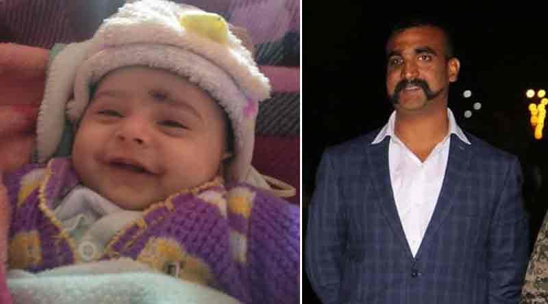 Parents name babiesafter pilot Abhinandan
