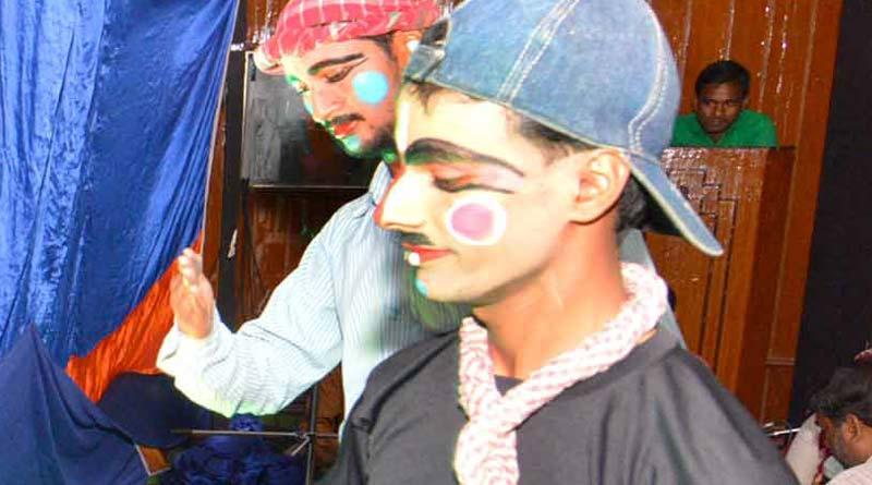 Birbhum District administration arrange creative idea to promote election campaign