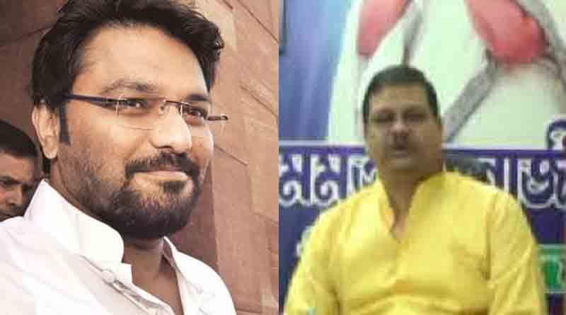 Tweet war between Babul Supriyo and TMC,Asansol