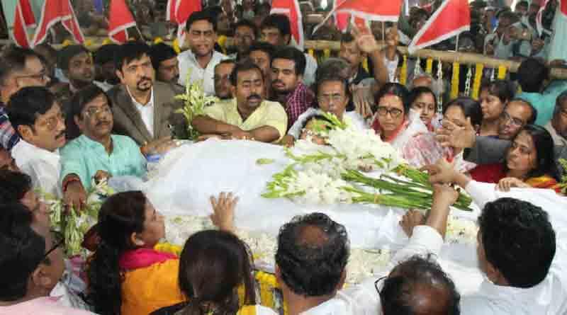 Motua matriarch Binapani Devi cremated