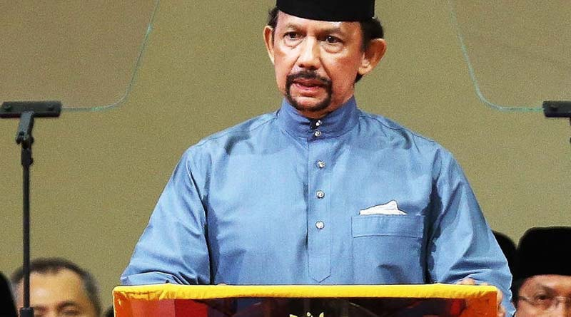 Aduiltery or gay sex will be punished as death by stone pelting in Brunei