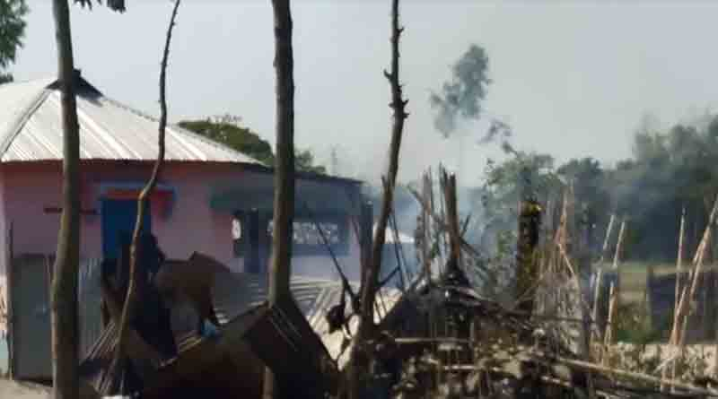 Clashes in Chopra after Cong worker's death