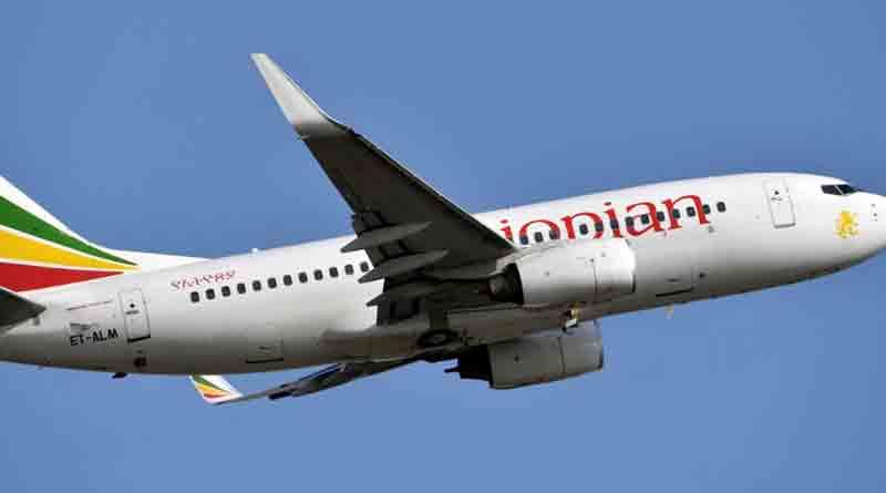Ethiopian flight crashed, 165 feared dead
