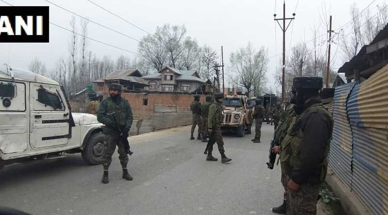 2 terrorists killed, 4 army soldiers injured in encounter in Budgam