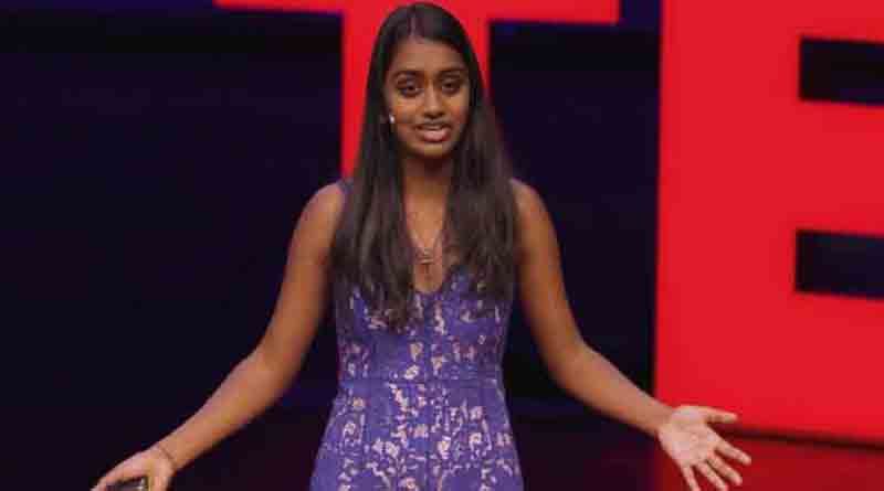 US-Indo teenager awarded for new way cancer research