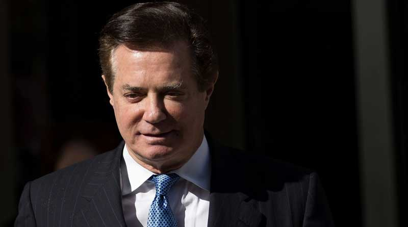Trump's 2016 campaign chairman Manafort sentenced to 47 months jail.