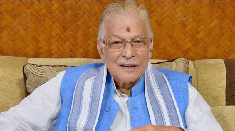 BJP veteran Murli Manohar Joshi has declared in a message to voters