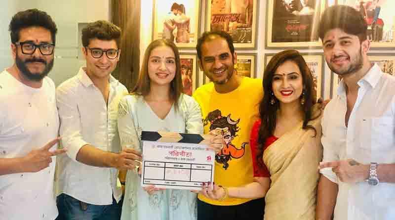 Raj Chakraborty to start shoot for Parineeta this month end.