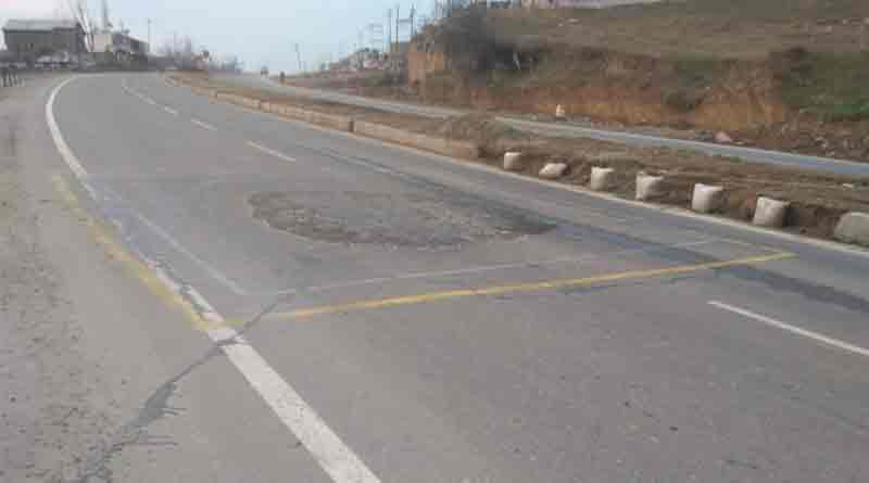 Pulwama road reopened