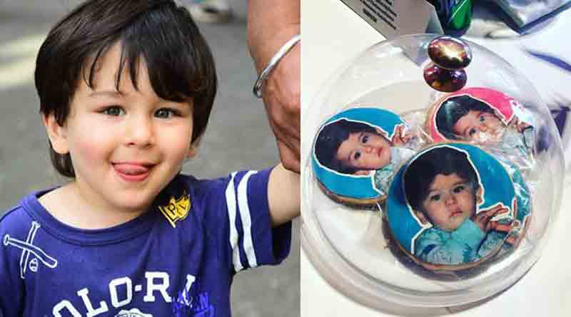 After Taimur doll, now Saif-Karina's son inspired cookies.