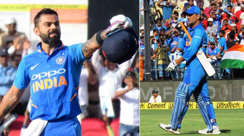 Virat Kohli scores 40th ODI ton
