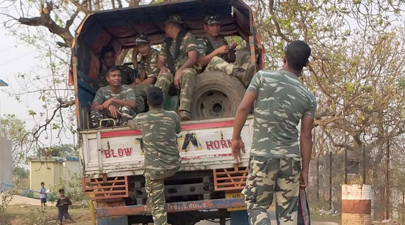 Election Commission withdraws Central Force from Jangalmahal