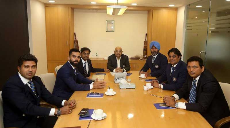 BCCI has decided to send four additional pacer to world Cup