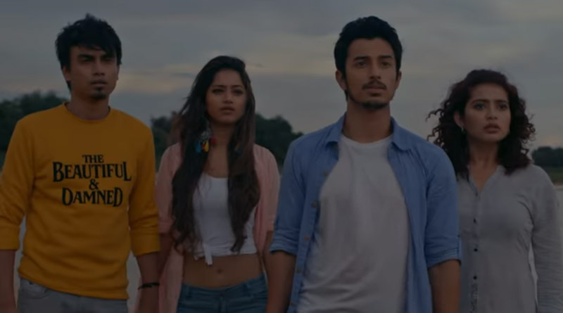 Trailer release of Ena and aryan's 'Bhoot Chaturdashi'