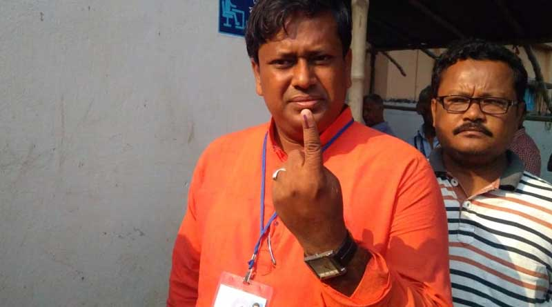 BJP candidate vote in Balurghat