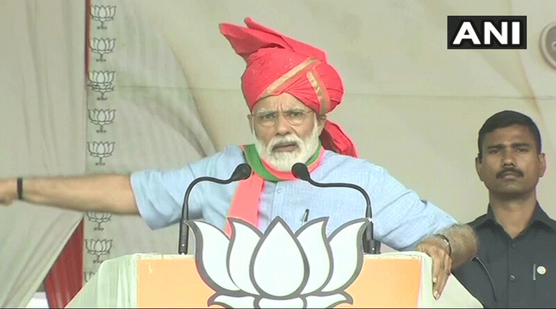 I sense powerful wave in favour of BJP this time: Modi in J&K.