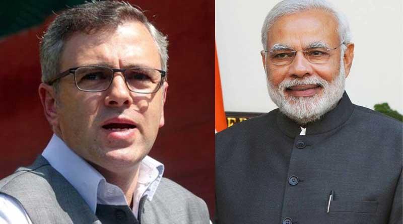 Omar Abdullah attacked PM Narendra Modi on Pulwara terror attack