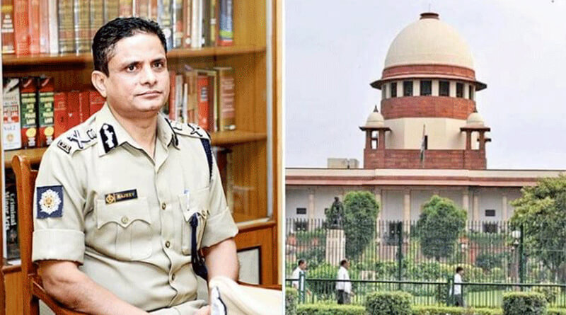 Supreme court gives seven days to CBI for answering Rajeev Kumar plea.
