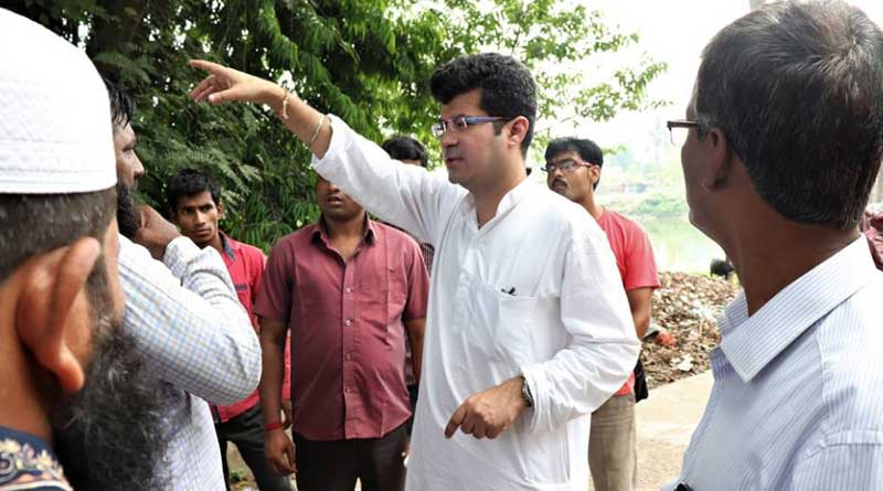 Controversy over selection of election agent at Burdwan-Durgapur