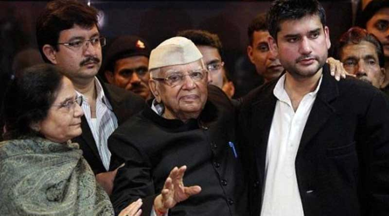Ex-UP chief minister ND Tiwari's son murdered, says police