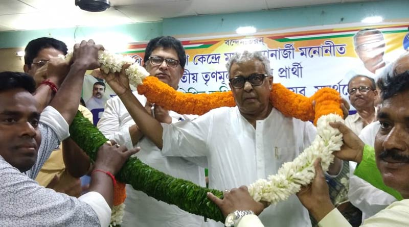 TMC leader Sisir Adhikari attacked Bharatiya Janata Party