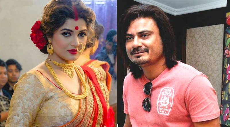 Srabanti's ex husband Rajib Chattopadhyay wishes her for third marriage