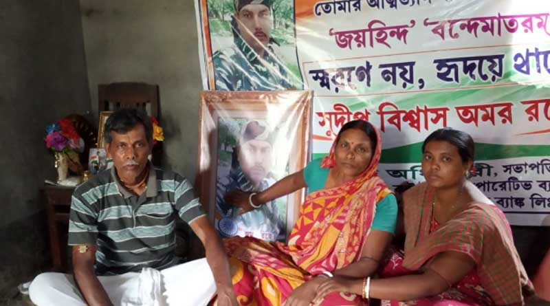 Will cast vote, says Pulwama Martyr Sudip Biswas's family