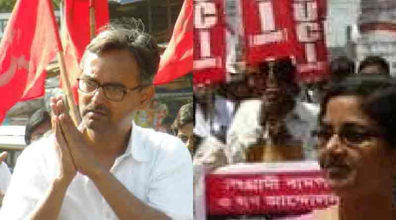 CPM candidate Abhas Roychowdhury refuses to recognise his batchmate SUCI candidate