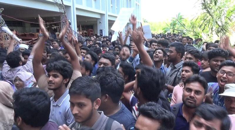 Two girl physically assaulted in Gopalganj University.